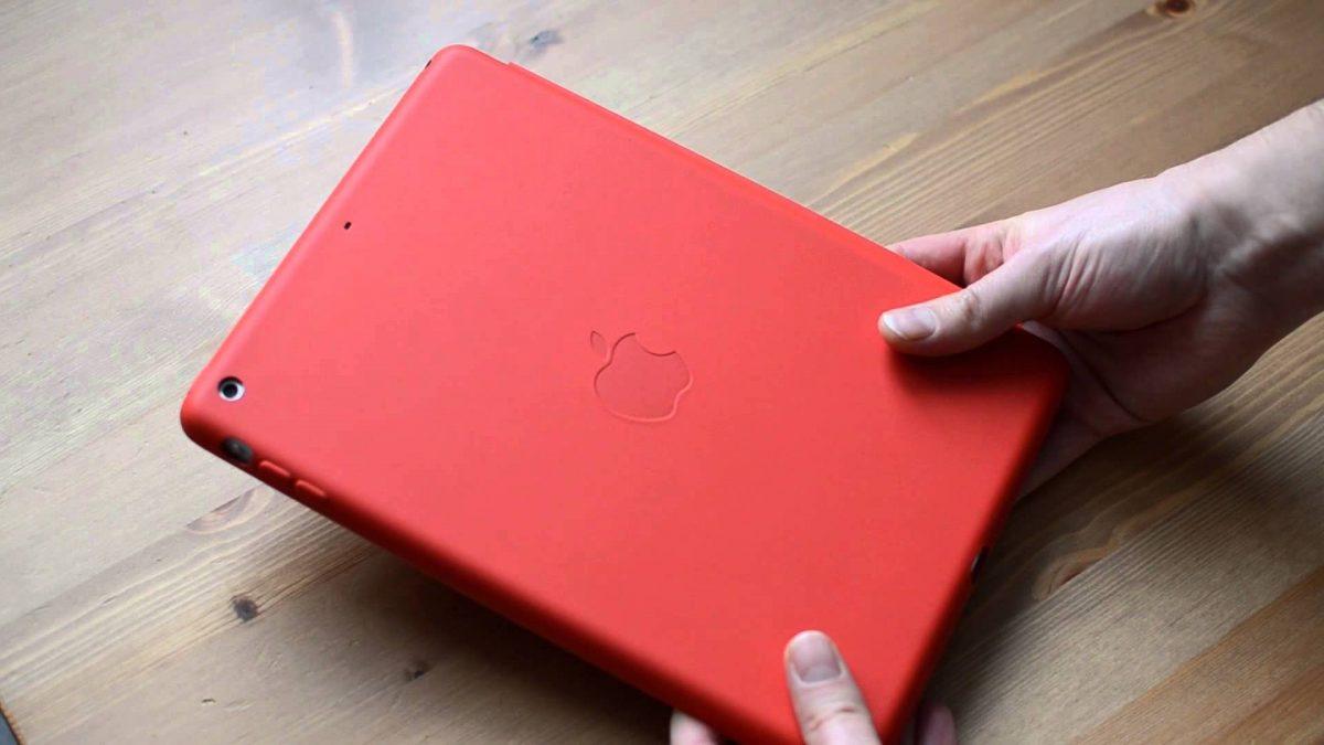 Какова роль чехлов для iPad Air 2?